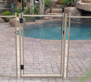 Bradenton Pool Gate